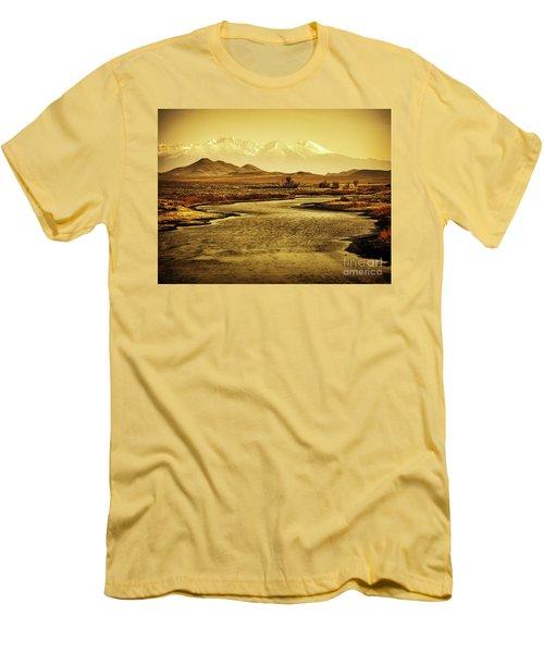 Rio Grande Colorado Men's T-Shirt (Athletic Fit)