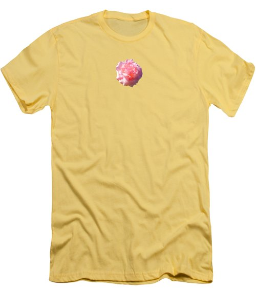 Rose Rose Men's T-Shirt (Athletic Fit)