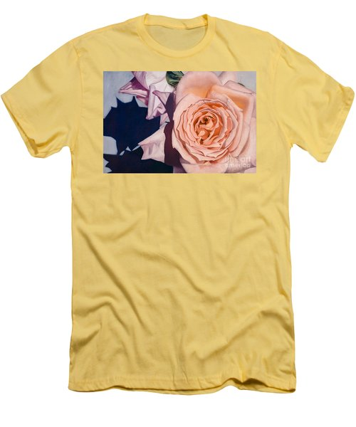 Rose Splendour Men's T-Shirt (Athletic Fit)