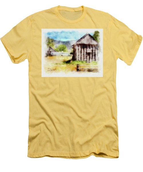Rural Remnants Men's T-Shirt (Athletic Fit)