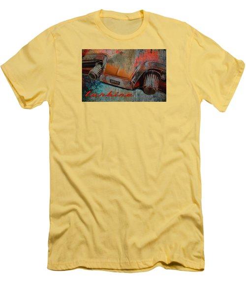 Rusty Turbine Men's T-Shirt (Slim Fit) by Greg Sharpe