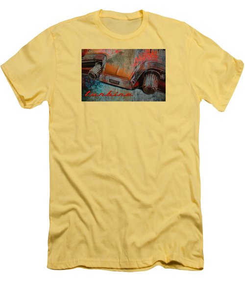 Rusty Turbine Men's T-Shirt (Athletic Fit)