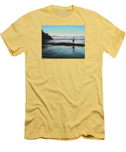 San Juan Sentinel Men's T-Shirt (Slim Fit) by Kim Lockman