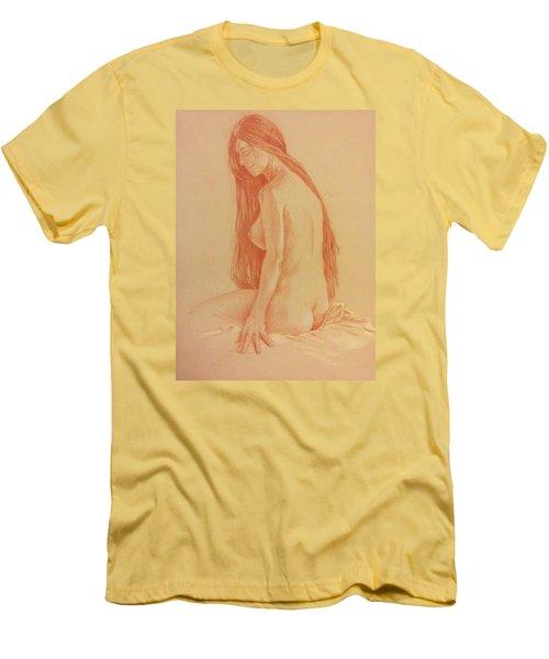 Sarah #2 Men's T-Shirt (Athletic Fit)