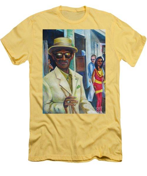 Say Uncle Men's T-Shirt (Athletic Fit)