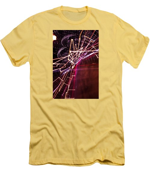 Men's T-Shirt (Slim Fit) featuring the photograph Scatter  by Micah Goff