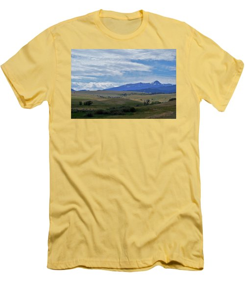 Scenery Men's T-Shirt (Athletic Fit)