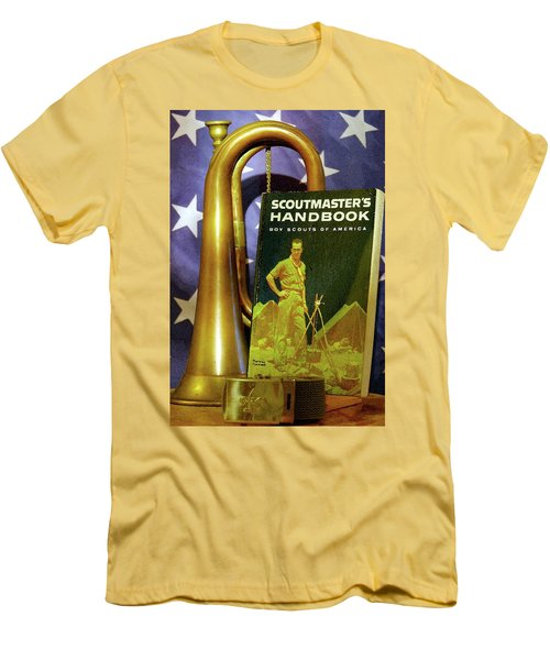 Scoutmaster Men's T-Shirt (Athletic Fit)