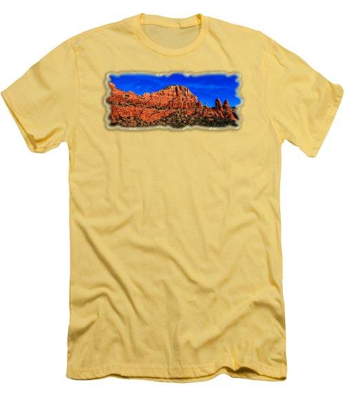 Sedona Extravaganza Men's T-Shirt (Athletic Fit)