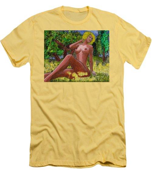 Sedona Summer Men's T-Shirt (Athletic Fit)