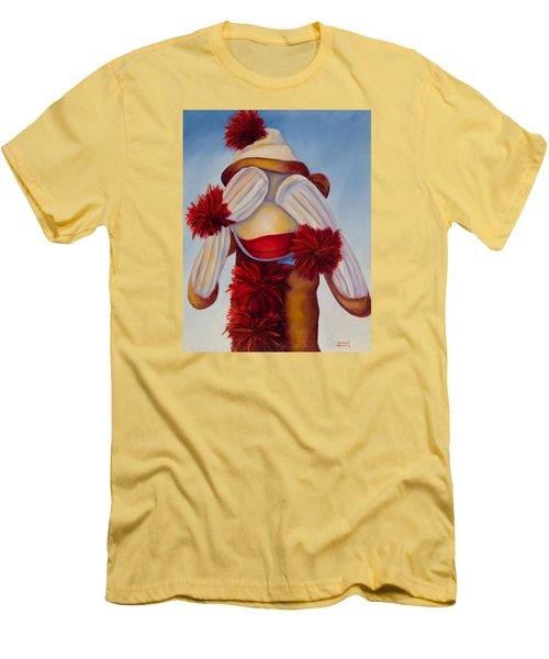 See No Bad Stuff Men's T-Shirt (Athletic Fit)