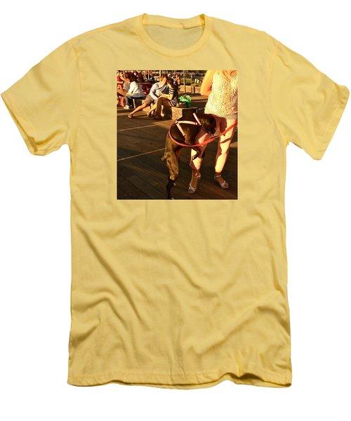 September Romance Men's T-Shirt (Athletic Fit)