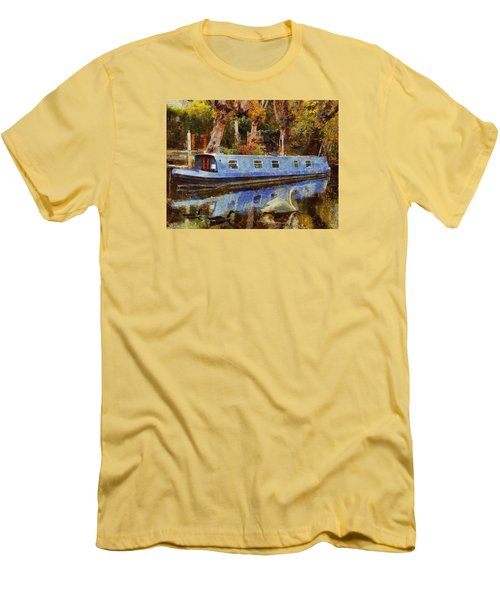 Serene Scene Men's T-Shirt (Athletic Fit)