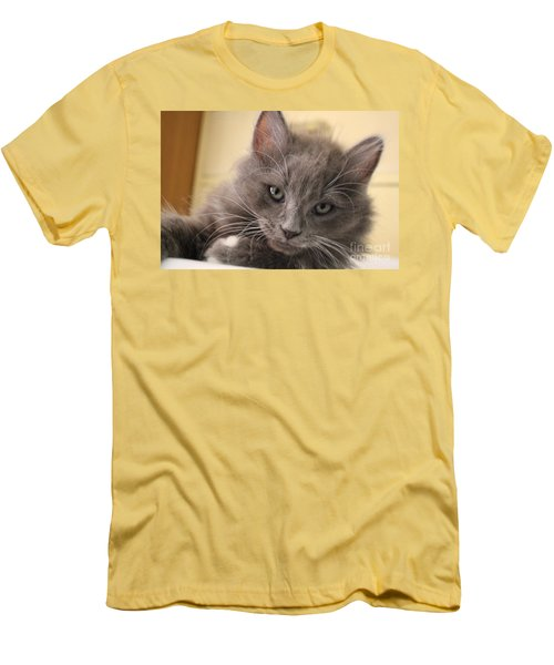 Seriously Bro Just Stop With The Photos  Men's T-Shirt (Slim Fit) by Scott D Van Osdol