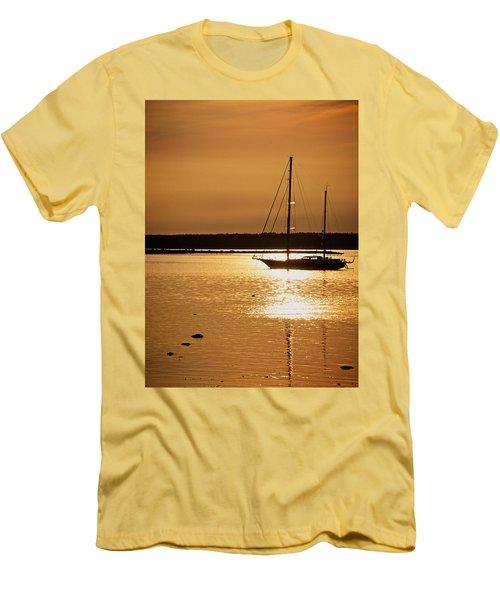 Setting Sun II Men's T-Shirt (Athletic Fit)