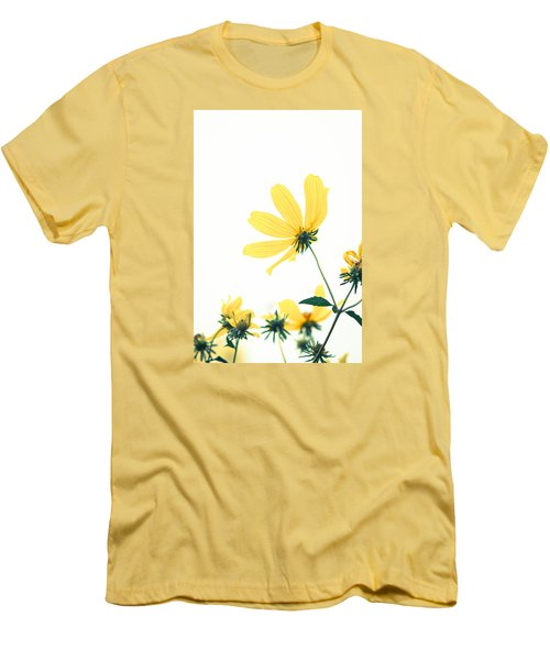Men's T-Shirt (Slim Fit) featuring the photograph She Will Bring Out The Best by Wade Brooks