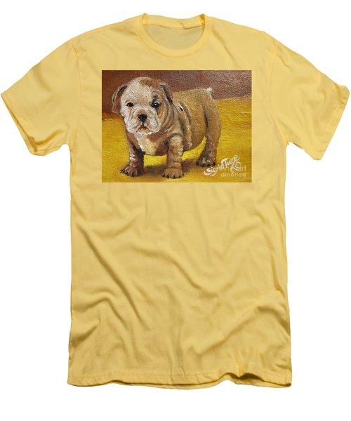 Shortstop Men's T-Shirt (Athletic Fit)