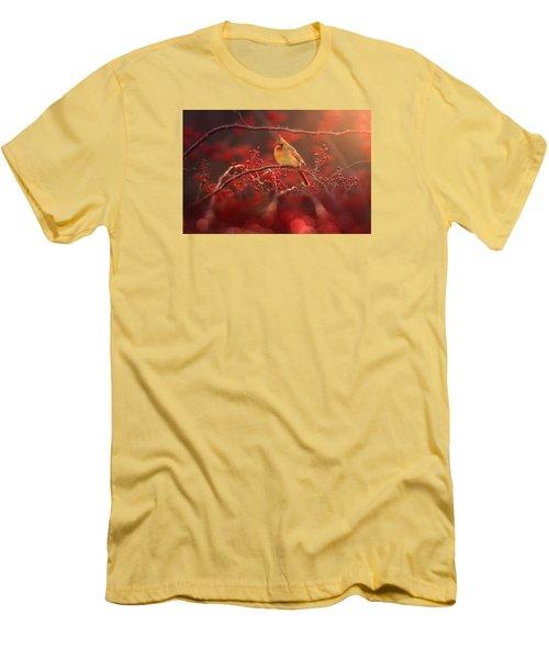 Simple Beauty Men's T-Shirt (Slim Fit) by Rob Blair