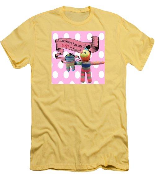 Sister Love Men's T-Shirt (Athletic Fit)