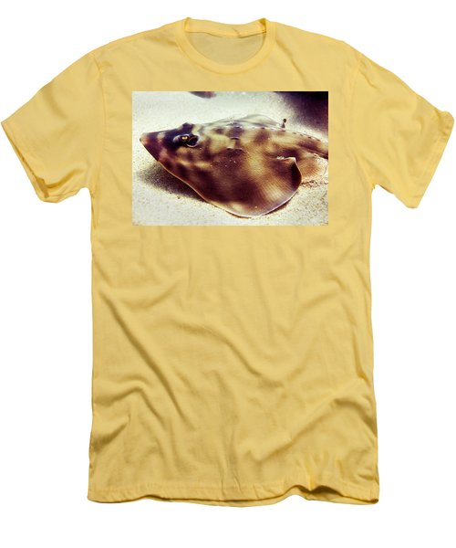 Men's T-Shirt (Slim Fit) featuring the photograph Skate by Anthony Jones