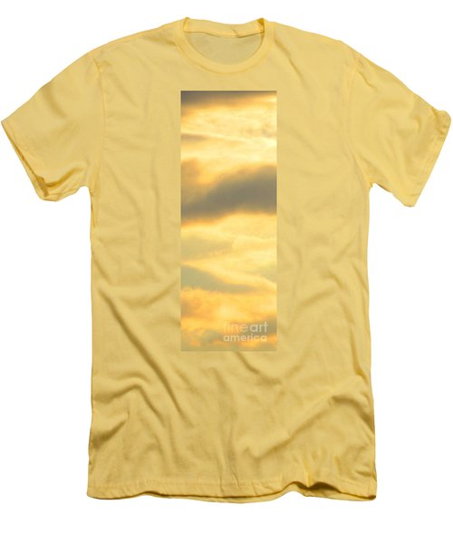 Slice Of Heaven Men's T-Shirt (Athletic Fit)