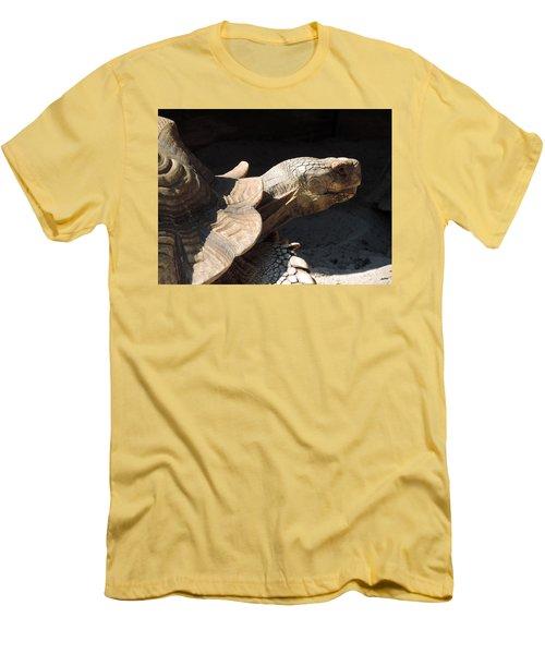 Slow But Sure Men's T-Shirt (Athletic Fit)