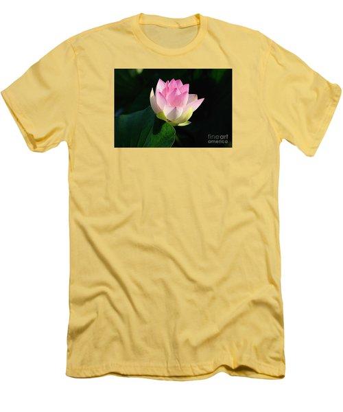 Soft Light  Men's T-Shirt (Athletic Fit)