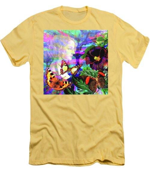 Solar Daydreamer Men's T-Shirt (Slim Fit) by Joseph Mosley