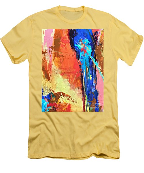 Song Of The Water Men's T-Shirt (Slim Fit)