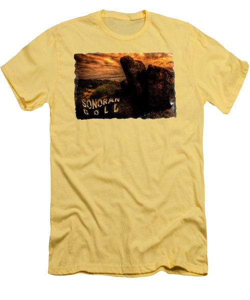 Sonoran Desert Early Morning Men's T-Shirt (Athletic Fit)