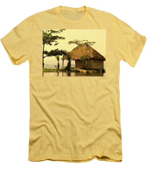 Source Of The Nile Men's T-Shirt (Athletic Fit)