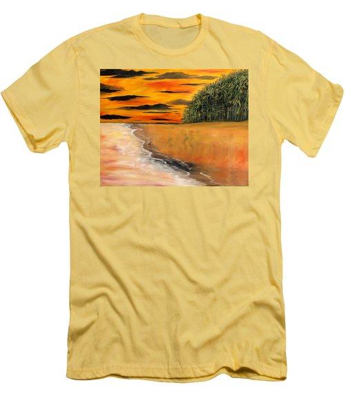 South Paciffic Men's T-Shirt (Athletic Fit)