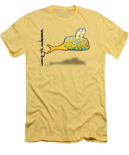 Speckle Men's T-Shirt (Athletic Fit)