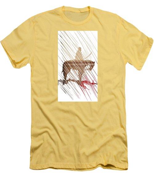 Spirit Animal . War Horse  Men's T-Shirt (Athletic Fit)