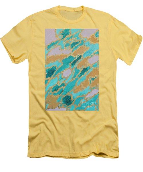 Spirit Journey Men's T-Shirt (Slim Fit) by Rachel Hannah