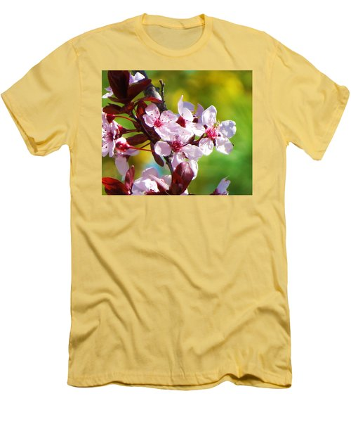 Spring Cheer Men's T-Shirt (Athletic Fit)