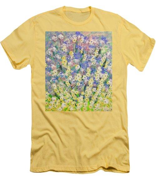 Spring Dreams Men's T-Shirt (Athletic Fit)