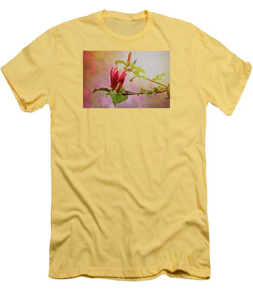 Spring Flare Men's T-Shirt (Athletic Fit)