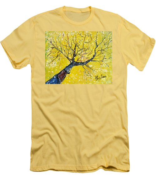 Spring Song Men's T-Shirt (Athletic Fit)