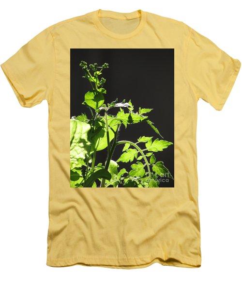 Spring103 Men's T-Shirt (Slim Fit) by En-Chuen Soo