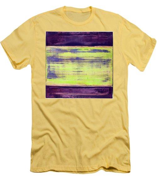 Art Print Square5 Men's T-Shirt (Athletic Fit)