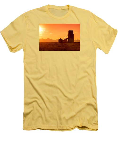 Stanford Sunset Men's T-Shirt (Athletic Fit)