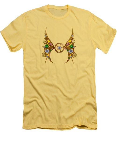Steampunk Fairy Men's T-Shirt (Athletic Fit)