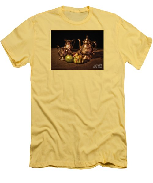 Still Life No. 17  ... Men's T-Shirt (Slim Fit) by Chuck Caramella
