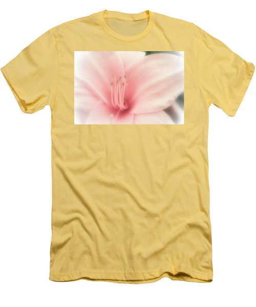 Subtle And Pink Men's T-Shirt (Athletic Fit)