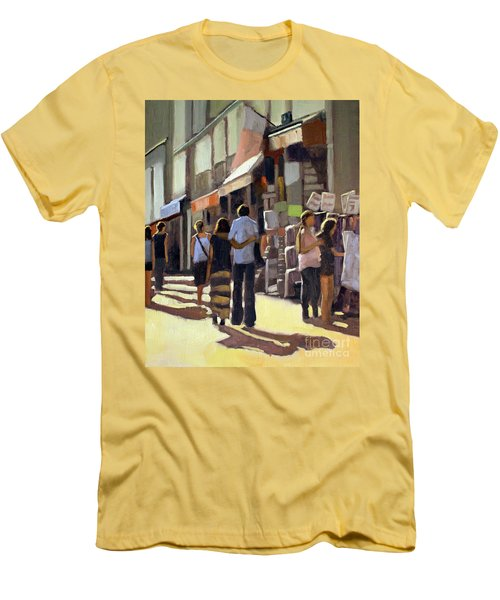 Sunday Bazaar Men's T-Shirt (Athletic Fit)