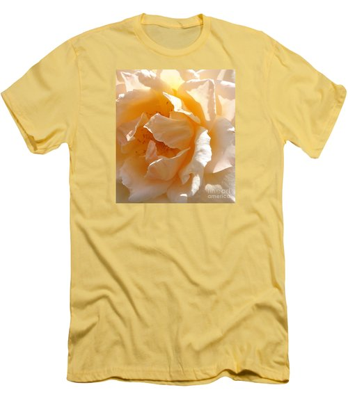 Men's T-Shirt (Slim Fit) featuring the photograph Sunny Delight by Fred Wilson