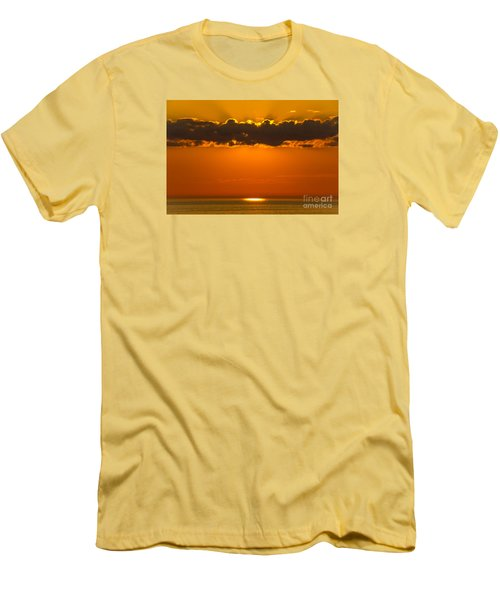 Superior Sunset Men's T-Shirt (Athletic Fit)