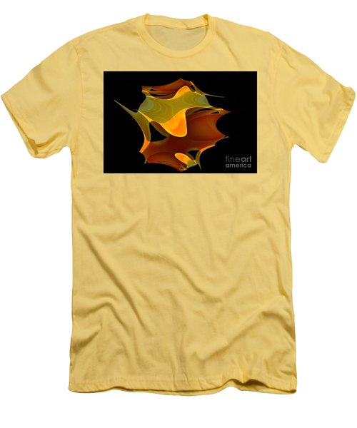 Surreal Shape Men's T-Shirt (Slim Fit) by Thibault Toussaint