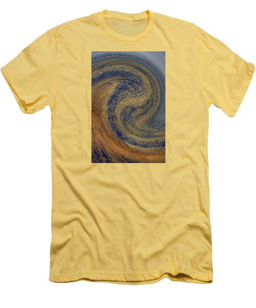 Swirl Men's T-Shirt (Athletic Fit)